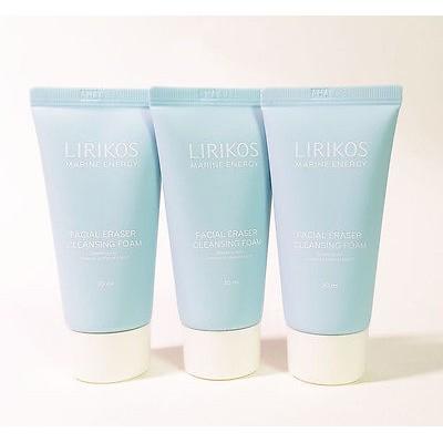 Sữa rửa mặt mini Lirikos Marine Energy Facial Eraser Cleansing Foam 30ml - 2919566 , 171837887 , 322_171837887 , 30000 , Sua-rua-mat-mini-Lirikos-Marine-Energy-Facial-Eraser-Cleansing-Foam-30ml-322_171837887 , shopee.vn , Sữa rửa mặt mini Lirikos Marine Energy Facial Eraser Cleansing Foam 30ml