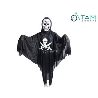 Áo choàng Halloween size nhỏ