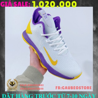 FULLBOX ORDER SALE 50% ẢNH THẬT Nike LeBron Witness IV GIÀY NAM NỮ thumbnail