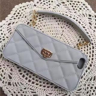 Vỏ/ốp Iphone dạng ví kèm dây đeo dài (pksangtao)