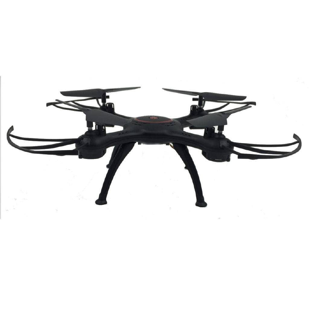 👉【NEW】X5U Mini Remote Control 2.4G 4CH 4Axis RC Drone Quadcopter Headless