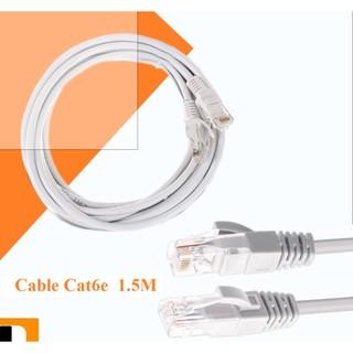 [FREESHIP] Cable Mạng CAT 6E BAMBA 1.5M BH 12 tháng