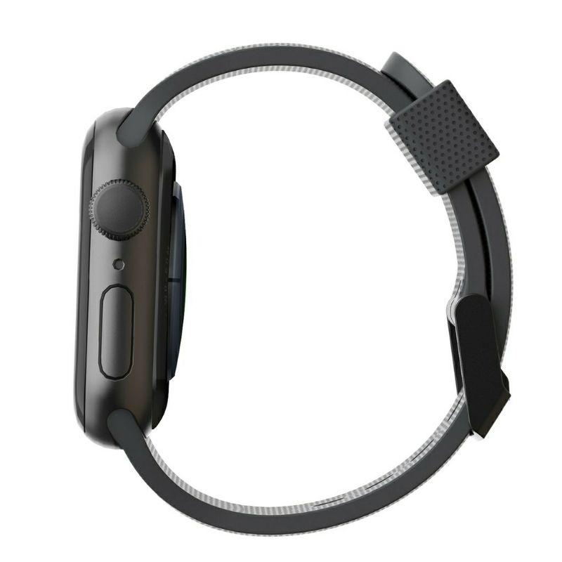 Dây Đeo Chính Hãng UAG Apple Watch 42mm/44mm [U] DOT Silicone Strap SKINJAM