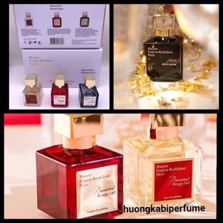 siêu phẩm sét nước hoa Maison Francis Kurkdjian Pais 30ml 3 mùi siêu hót thumbnail