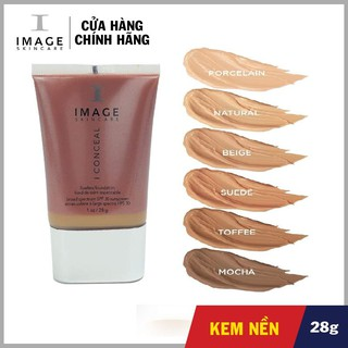 Kem Nền Che Khuyết Điểm Image CONCEAL Flawless Foundation SPF30