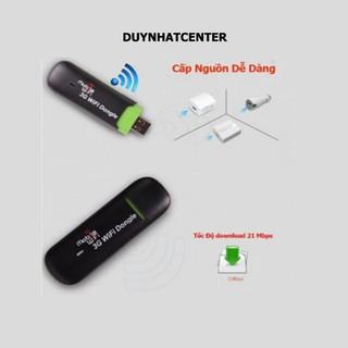 (Shop Chuyên Sỉ )USB 3G Phát Wifi Từ Sim 3G, HSPA Mobile Wifi 3G Dongle, Cục Phát Wifi Giá Rẻ - Tặng kèm sim thumbnail