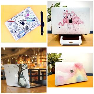 Ốp Macbook hình siêu HOT đủ size (Tặng phủ phím ngẫu nhiên và nút chống bụi )