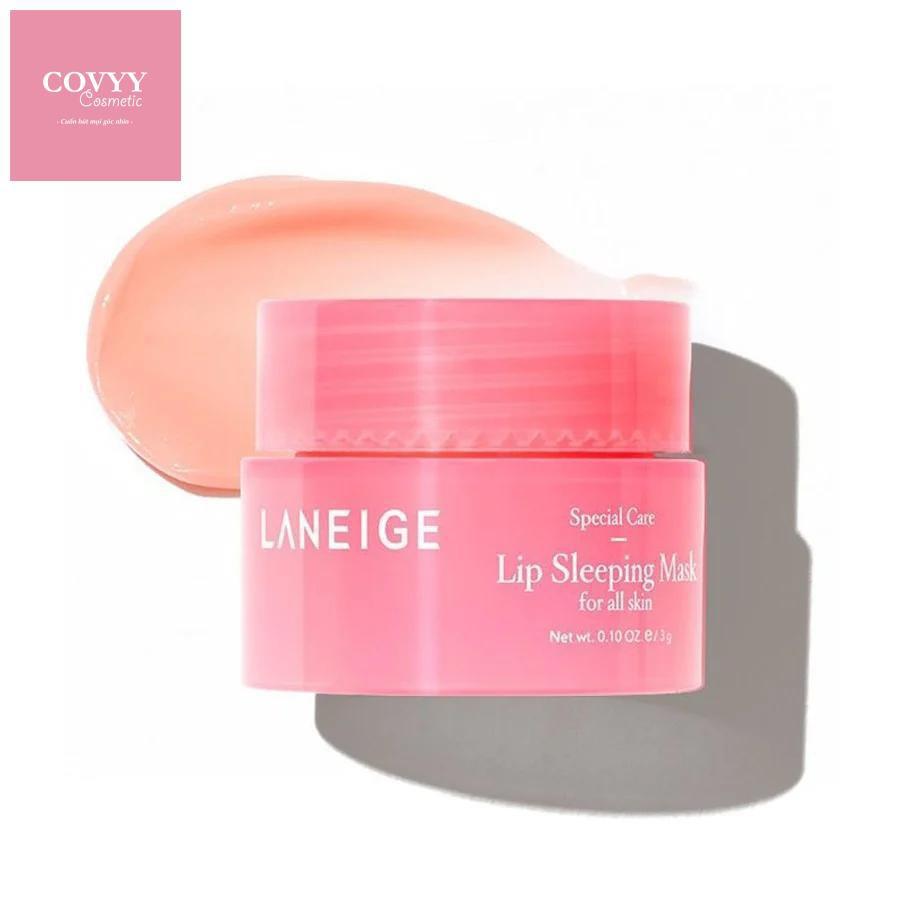 Mặt nạ ngủ môi LANEIGE ❣️FREESHIP❣️ Lip Sleeping Mask 3g Mini size.