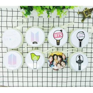 Túi Đựng Tiền In Hình Các Thành Viên Nhóm Nhạc Kpop Got7 thumbnail