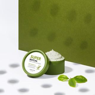 Hình ảnh Mặt nạ dưỡng da Some By Mi Super Matcha Pore Clean Clay Mask 100g-1