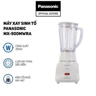 Máy Xay Sinh Tố Panasonic MX-900MWRA - Bảo Hành 12 Tháng - Hàng Chính Hãng