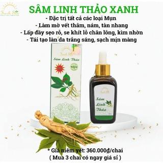 SÂM LINH THẢO