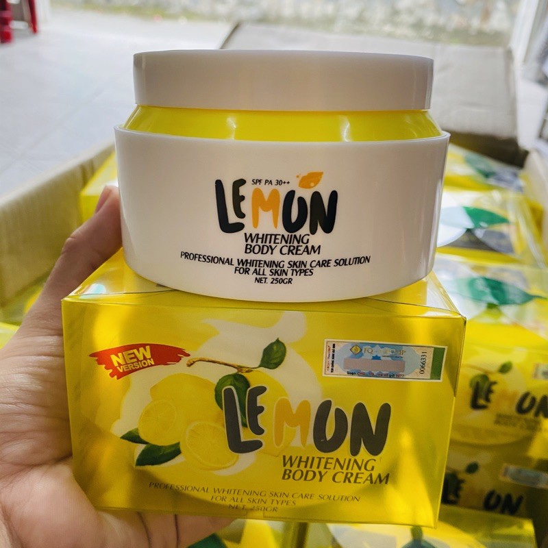 Body Lemon