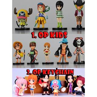 Bộ FigureOne Pice Thiếu Niên – One Piece Kids – Luffy, Zoro, Sanji, Chopper, Nami, Robin, Franky, Brook, Usopp