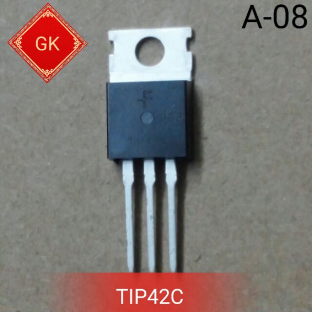 Tip42C - transistor bán dẫn.