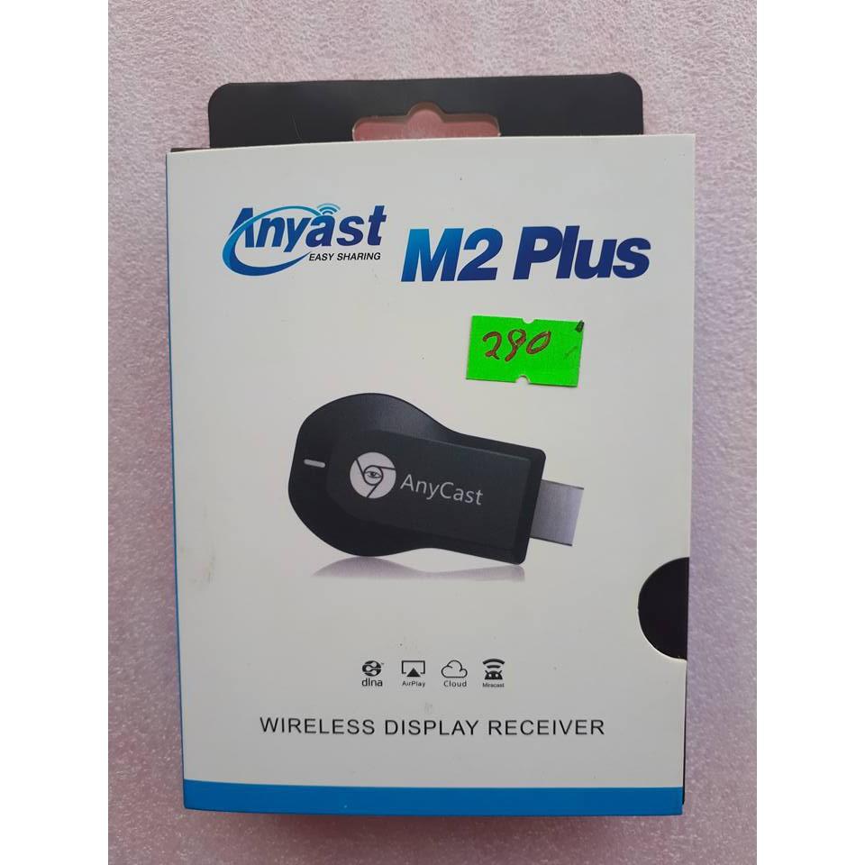 Thiết bị kết nối HDMI không dây Anycast M2 Plus - HDMI Anycast M2 Plus