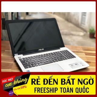 [500K] Laptop Asus X555L I5 4210U, ram 8G SSD 120G 15.6 inch Vỏ Nhôm Siêu Đẹp Chiến Game Tốt