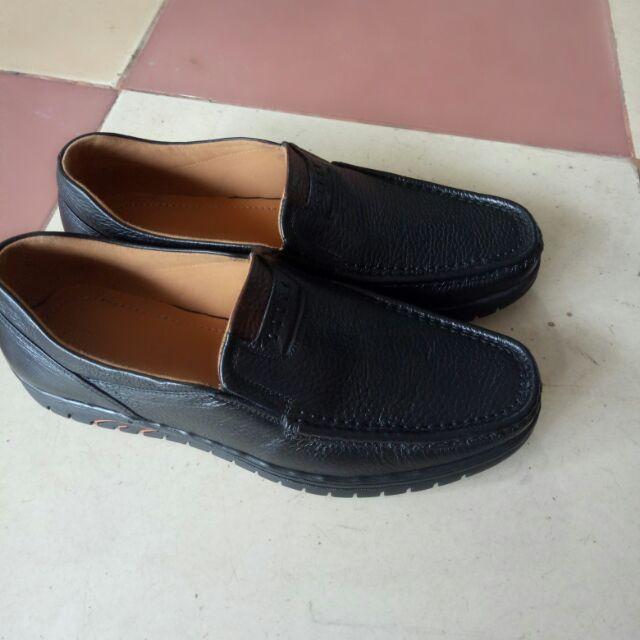 Giày da thủ công