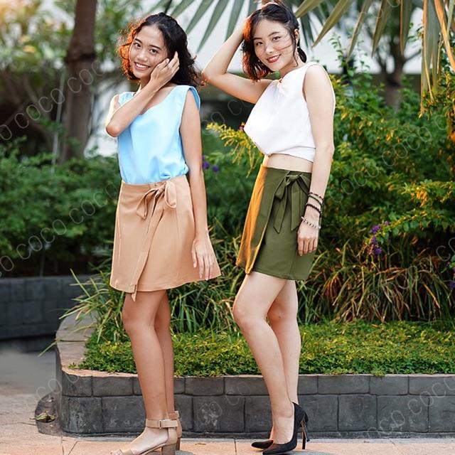 30% OFF Váy Summer Skirt
