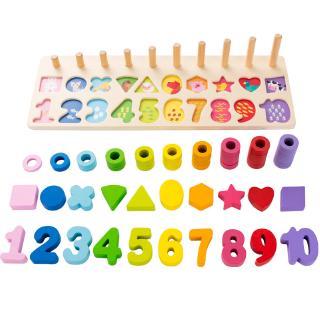 Bộ đồ chơi đếm số