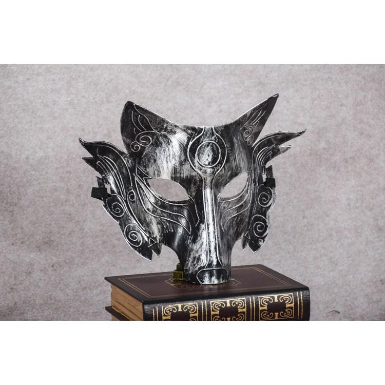 mặt nạ hóa trang măt nạ sói w06 sp13