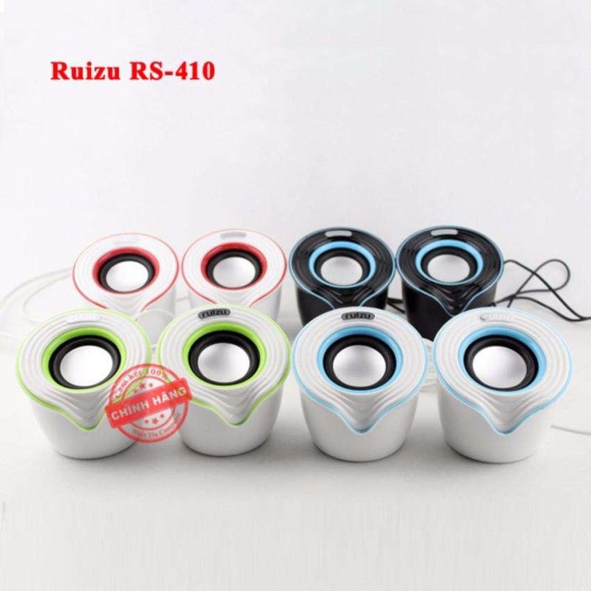Loa vi tính 2.0 Ruizu RS410 - kiểu dáng thời trang (Nhiều màu)