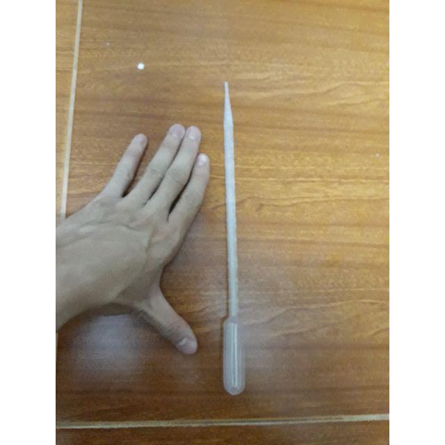 Ống Hút Artemia 10ml- Ống Hút Thức Ăn- Ống Hút Dung Dịch