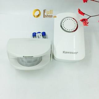 Báo khách, báo động báo trộm cảm ứng không dây 32 kiểu chuông tự chọn kawa i287b