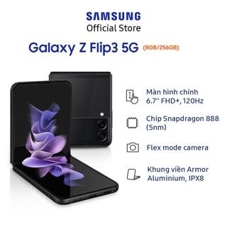 Hình ảnh Điện Thoại Samsung Galaxy Z Flip3 5G 256GB-4