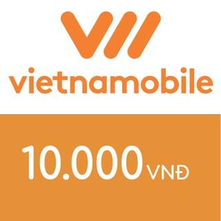 Hình ảnh Nạp điện thoại Vietnamobile 10K-0