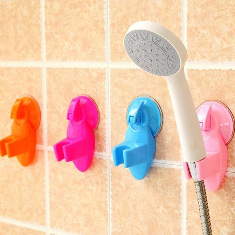 Giá gác vòi sen tắm hít chân không