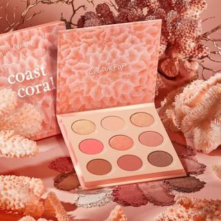 Bảng phấn màu mắt Colourpop Coast to Coral - Colorpop Eyeshadow Palette thumbnail