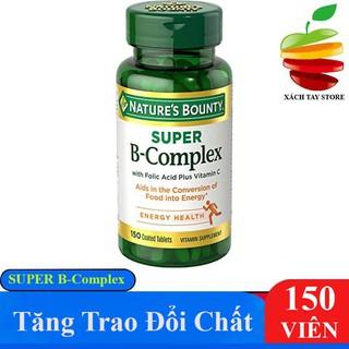 Viên Bổ Sung Vitamin B Tổng Hợp Super B-Complex 150 Viên