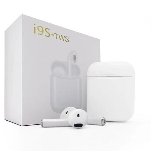 Tai nghe Bluetooth Không dây I9s TWS 2019 cao cấp V5.0 Âm thanh cực hay dành cho iOS hoặc Android- BH 3 tháng