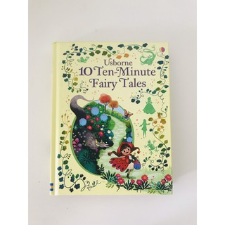 10-TEN MINUTE FAIRY TALES