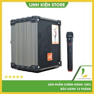 Loa kéo di động JBZ NE – 106 - Loa karaoke công suất 120W, Bảo hành 12 tháng