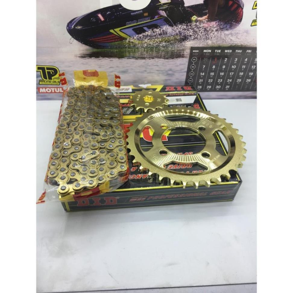 Nhông sên dĩa DID sên vàng ( Thái Lan) dành cho xe Dream_Wave - 23060898 , 4713032202 , 322_4713032202 , 329000 , Nhong-sen-dia-DID-sen-vang-Thai-Lan-danh-cho-xe-Dream_Wave-322_4713032202 , shopee.vn , Nhông sên dĩa DID sên vàng ( Thái Lan) dành cho xe Dream_Wave