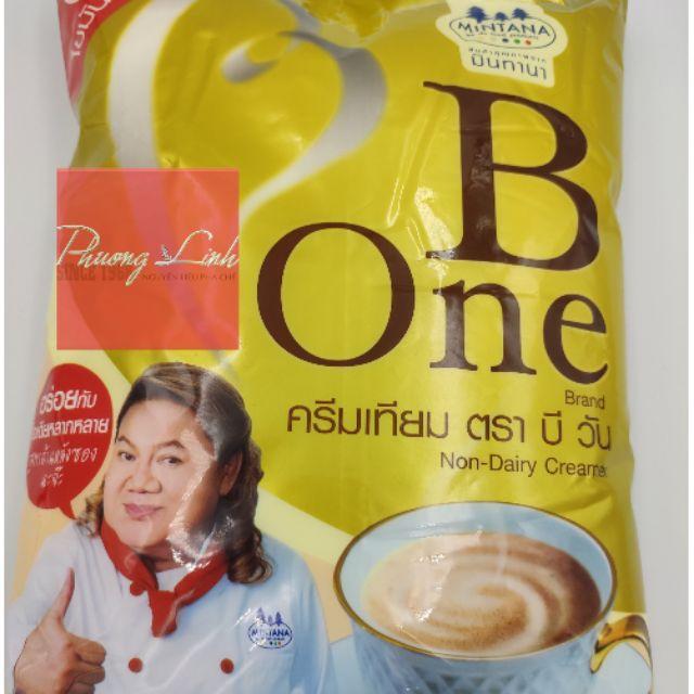 Bột Kem Béo Pha Trà Sữa Thái Lan B one Bone 1kg gói shop cam kết hàng chuẩn 100