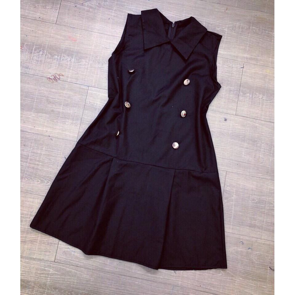 Đầm Vest Cổ Điển Glamour WM DRESS 800022 B