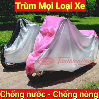Bạt Trùm Xe Máy Tân Hưng Phong