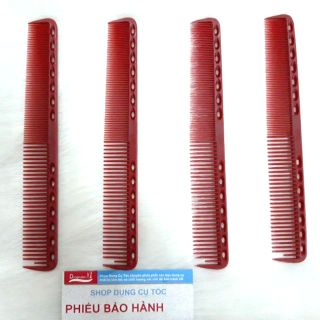 Lược cắt tóc nam nữ Nhật Bản hàng xịn cực bám tóc, Lược cắt tóc Ys park 339 thumbnail