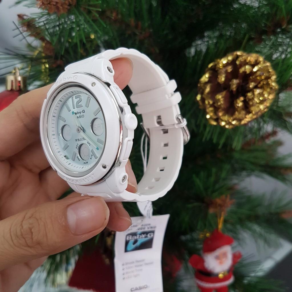 Đồng hồ Casio nữ Baby-G BGA-150-7B2DR dây nhựa