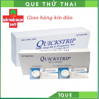 QUE THỬ THAI QUICKSTRIP