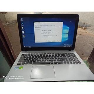 Laptop Asus X541 i5 thế hệ 6, Ram 4Gb, VGA rời 2Gb, SSD 120Gb