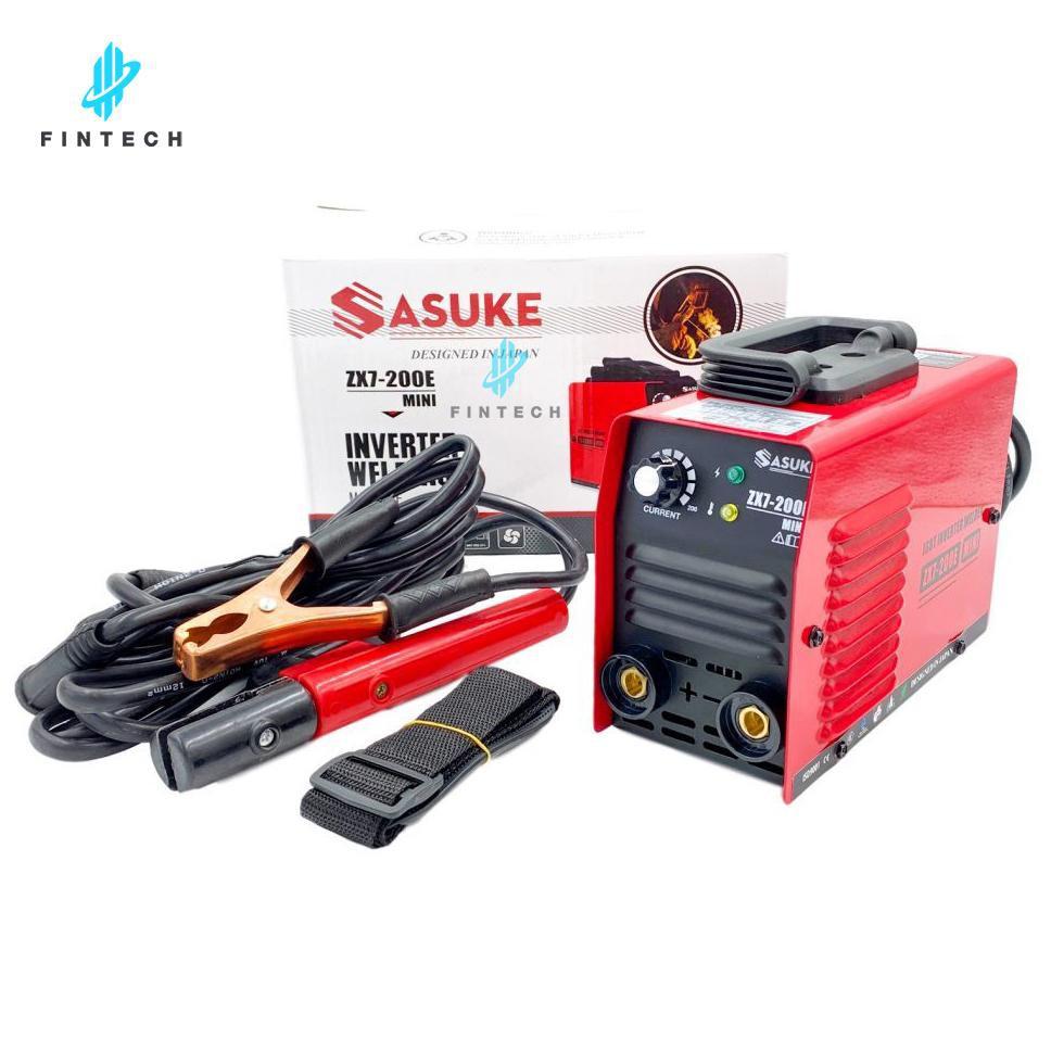 Máy hàn điện tử mini inverter Sasuke mã ZX7-200E