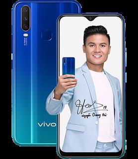 Hình ảnh [Nhập ELVIVO9 giảm 100K đơn từ 2TR] Điện thoại Vivo Y15 4Gb + 64Gb - Hàng Chính Hãng-3