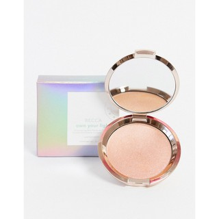 Becca - Phâ n bă t sa ng phiên ba n giơ i ha n Shimmering Skin Perfector Pressed Highlighter Own Your Light 7g thumbnail