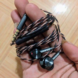 Tai nghe Onkyo e700m cũ chuyên nghe bolero, nhạc vàng nhẹ nhàng thumbnail