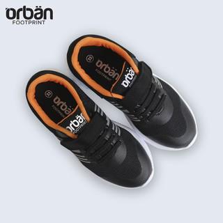 [Mã KIDMALL15 hoàn 15% xu đơn 150K] Giày thể thao cao cấp cho bé trai Urban TB1927 đen