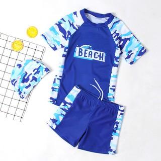 Đồ bơi bé trai quần short Beach size cho bé từ 18kg đến 52kg